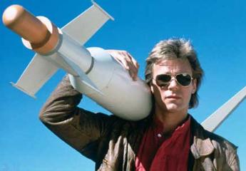 I'm at least as badass as MacGyver.